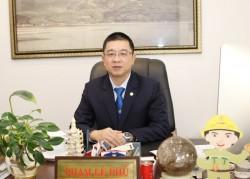 Tổng Giám đốc EVNNPT trả lời phỏng vấn chuyên gia Tạp chí Năng lượng Việt Nam