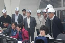 Nhà máy thủy điện Hủa Na hòa lưới điện thành công tổ máy số 1