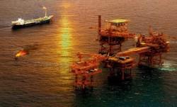 Tháng 1, sản lượng dầu khí đạt 2,4 triệu tấn quy dầu