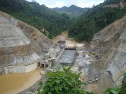 Chính phủ đồng ý gia hạn dự án Nhà máy thuỷ điện Sông Bung 4