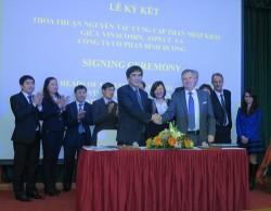 Vinacomin ký thỏa thuận nguyên tắc nhập khẩu than