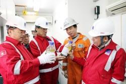 PVEP phát hiện mỏ dầu khí mới tại vùng biển Hải Phòng