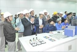 Nhà máy nhiệt điện Hải Phòng 2 hòa lưới tổ máy số 4