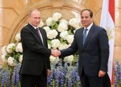 Nga giúp Ai Cập khảo sát xây nhà máy điện hạt nhân