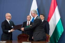 Nga và Hungary ký hợp tác về nhân lực điện hạt nhân