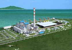 Bước tiến mới của dự án nhiệt điện Quỳnh Lập 2