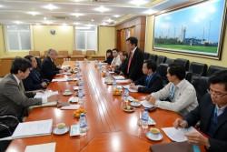 BSR và JCCP đẩy mạnh hợp tác lọc hóa dầu