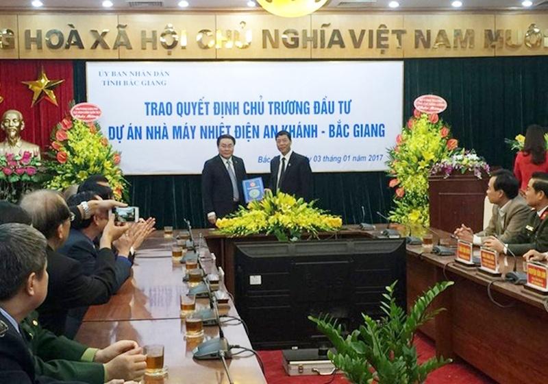 """Nhiệt điện An Khánh - Bắc Giang: """"Đòn bẩy"""" cho kinh tế địa phương 1"""