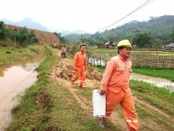 Công ty Điện lực Nghệ An: Vững tin bước vào năm mới