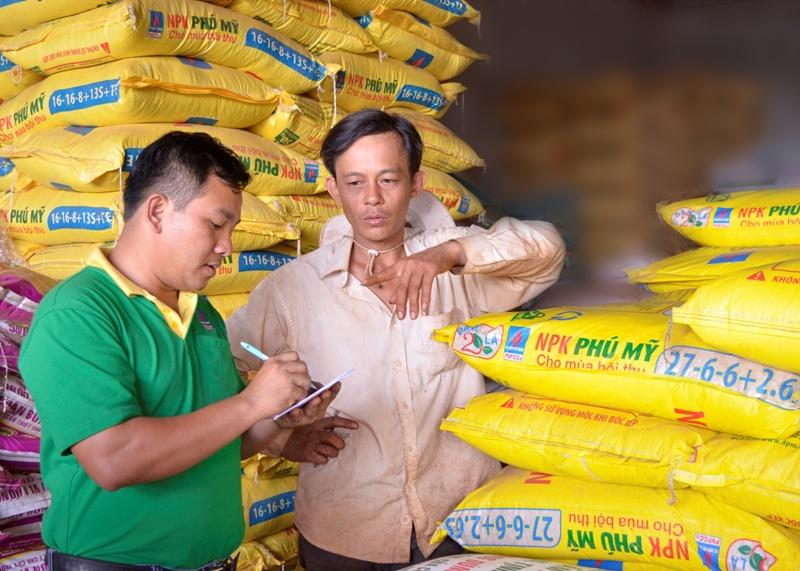 PVFCCo cung ứng 360.000 tấn phân bón cho vụ Đông Xuân 1