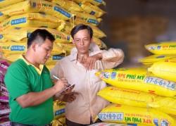 PVFCCo cung ứng 360.000 tấn phân bón cho vụ Đông Xuân
