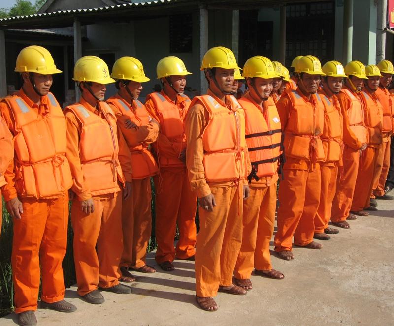 Công ty Điện lực Quảng Trị: Tự tin bước vào năm mới 1