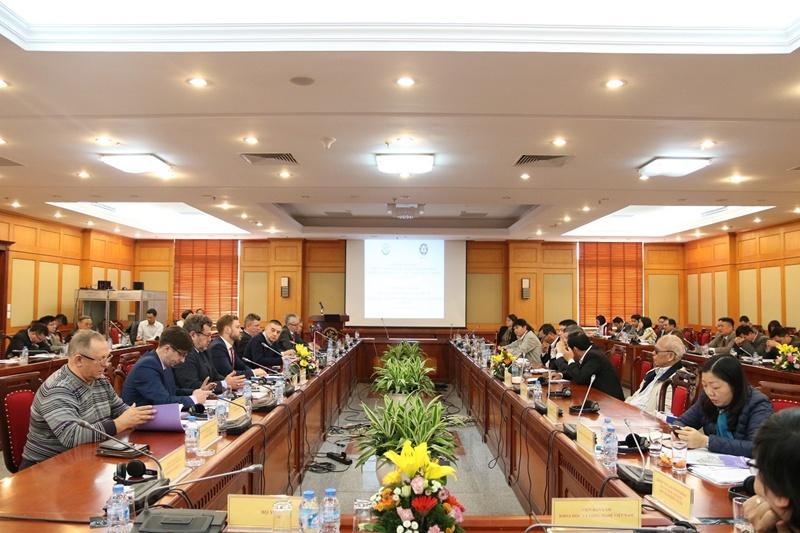 Việt Nam cần một lò phản ứng nghiên cứu công suất lớn 1