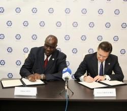 Zambia, Nga hợp tác xây dựng trung tâm nghiên cứu hạt nhân