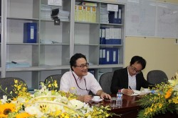 Tổng lãnh sự quán Nhật thăm Thủy điện Đa Nhim