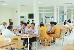 KVT thiết thực chăm lo cho người lao động