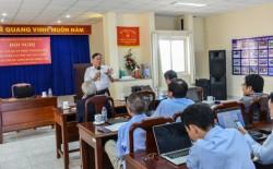 Đảng bộ HPCDONGNAI học tập theo tư tưởng Hồ Chí Minh