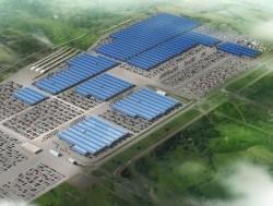 Ký hợp đồng tín dụng dự án điện mặt trời Vĩnh Hảo 6