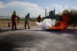 Lọc dầu Dung Quất đạt 20 triệu giờ công an toàn