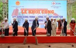EVN tài trợ 29 tỷ đồng xây dựng cụm trường học tại Sơn La