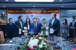 Ký Thư ủy quyền thu xếp vốn dự án điện Nhơn Trạch 3 và 4