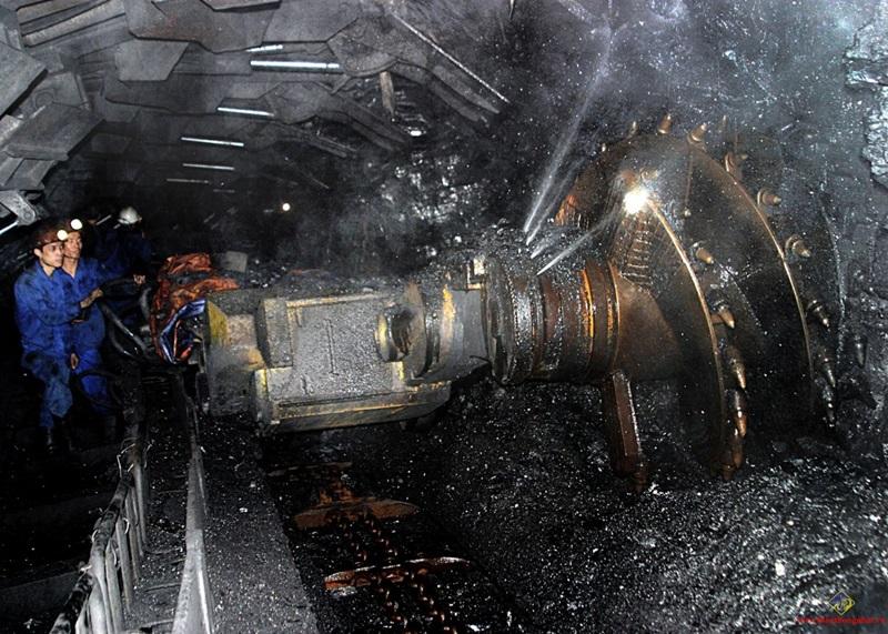 Than Núi Béo đặt mục tiêu 1 triệu tấn than hầm lò năm 2020