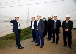 Gỡ khó cho các dự án truyền tải điện phía tây Hà Nội
