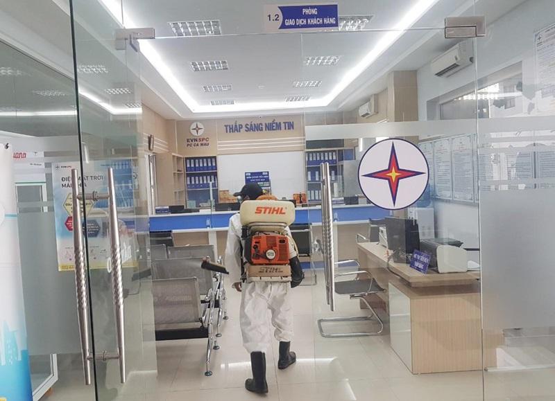 EVNSPC ưu tiên cấp điện các bệnh viện phòng dịch nCoV
