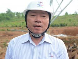 'Giải phóng mặt bằng là trở ngại lớn với dự án ĐZ 500 kV mạch 3'