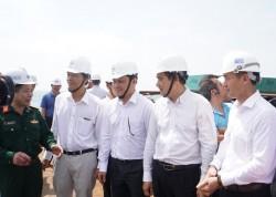 Đẩy nhanh tiến độ đường dây 220 kV Kiên Bình - Phú Quốc