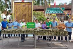 PVFCCo: Ấm áp chương trình 'Ngàn tấm bánh - Vạn nghĩa tình'