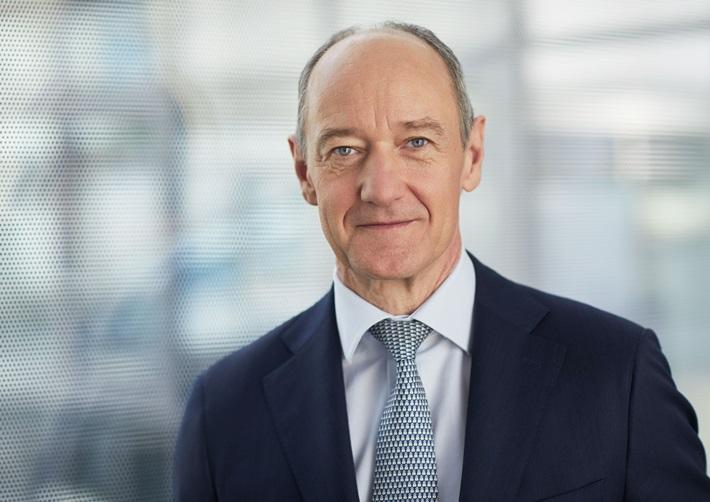Tập đoàn Siemens AG có Chủ tịch kiêm Tổng Giám đốc mới
