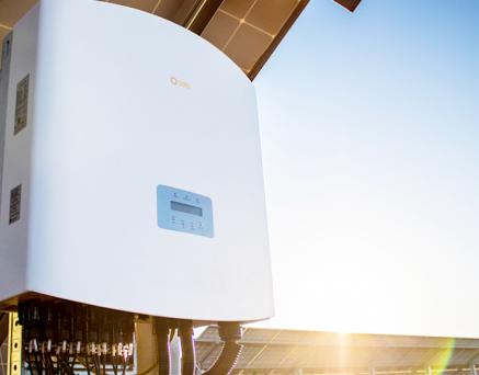 Solis: Chống xung điện trong hệ thống năng lượng mặt trời