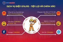 Tiện lợi như dịch vụ điện Online