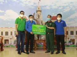 PVFCCo chung tay hỗ trợ tỉnh Hải Dương phòng chống dịch Covid-19