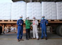 BSR xuất bán sản phẩm hạt nhựa mới T3045