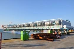 Doosan Vina hoàn tất đơn hàng thiết bị khử mặn lớn nhất thế giới cho Ả Rập Xê Út
