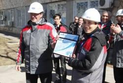 Hoàn thành khóa thực tập đầu tiên tại nhà máy điện hạt nhân Nga