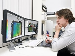 Phần mềm NX của Siemens hỗ trợ thiết kế, sản xuất và phân tích kỹ thuật