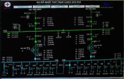 EVN SPC xây dựng hệ thống giám sát vận hành tại trạm biến áp 110kV