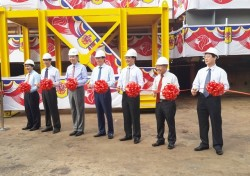 PV Drilling đóng giàn khoan biển tự nâng tại Singapore