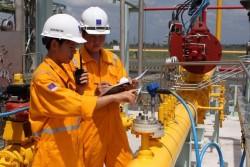 PV GAS phối hợp với Talisman xử lý sự cố xì van PM3