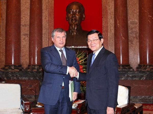 Always to facilitate Rosneft investment in Vietnam