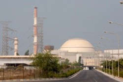 Ký hợp đồng dịch vụ Nhà máy điện hạt nhân Bushehr