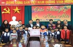 PC Hưng Yên tặng quà Tết cho hộ nghèo, chính sách