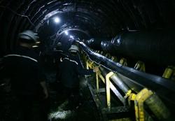 Dự án mỏ hầm lò Núi Béo chuẩn bị đi vào hoạt động