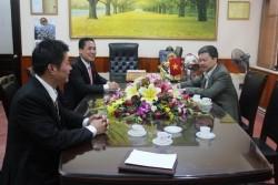 Công đoàn CADI-SUN và PC Sơn La tăng cường hợp tác