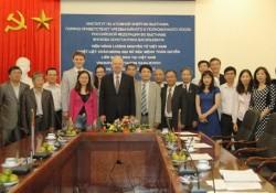 Hợp tác Việt-Nga: Hướng đến ngành năng lượng nguyên tử