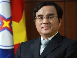 Ông Dương Quang Thành được bổ nhiệm làm Chủ tịch EVN