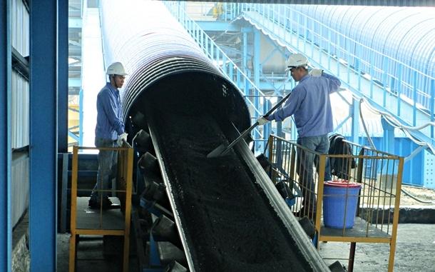 Quacontrol: Tổ chức giám định hàng đầu than, khoáng sản 2